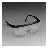 3M™ 1710 防護眼鏡防UV(透明鏡黑框)