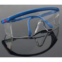 3M™ 1711 防護眼鏡(藍色鏡框)