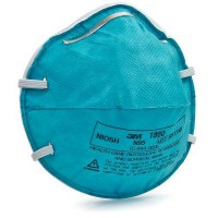 3M™ 1860 N95醫用防菌口罩(綠)一盒  (20片/盒)