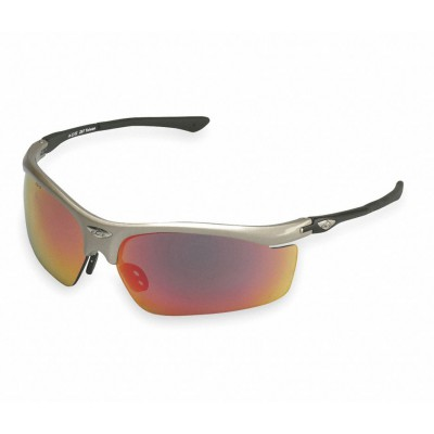 3M™ 11718 OCC™ 400 防護眼鏡防UV反光(紅鏡片雙色框)
