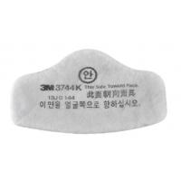 3M™ 3744 過濾棉(防塵)(白) (10片裝)