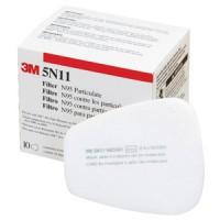 3M 5N11 N95 過濾棉(白)