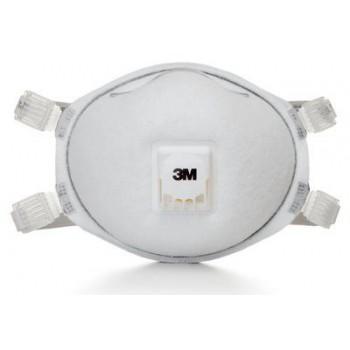 3M 8212 N95 活門過濾燒焊煙燻口罩