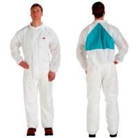 3M™ 4520 防護衣(白+綠色 大碼)