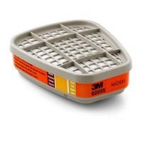 3M™ 6009S 汞蒸氣/氯氣用濾毒罐 (2個/包)