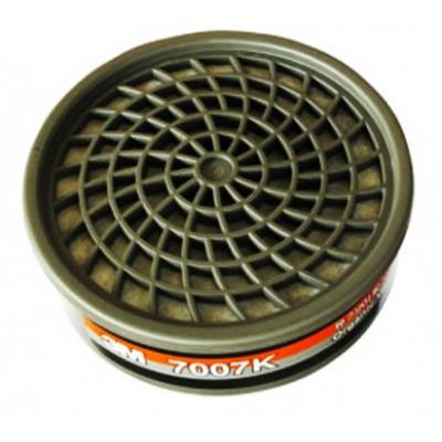 3M™ 7007K-100 有機/酸性氣體濾罐