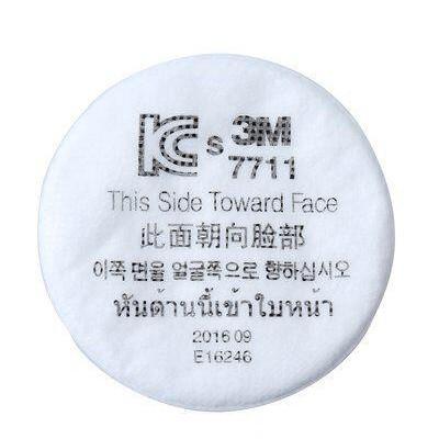 3M™ 7711 過濾棉  (1片裝)