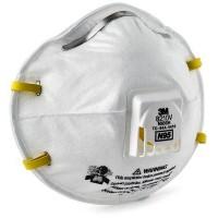 3M™ 8210V N95 活門防菌口罩(白)