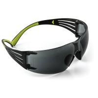 3M™ SF402AF SecureFit 防護眼鏡防霧(灰鏡)