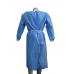 一次性不織布保護衣 PPE (藍色) Standard AAMI Level 1( 10件/包 )