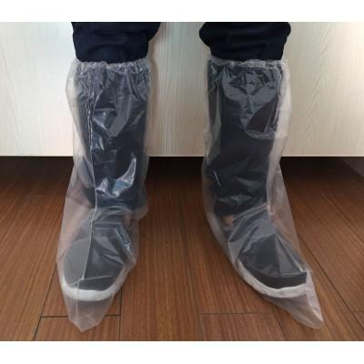 一次性塑膠PE靴套  (10隻/卷)