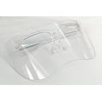 透明眼鏡半面罩(蝴蝶款)