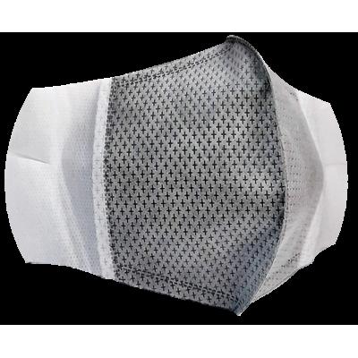 盾牌石墨烯4層保護防病毒口罩
