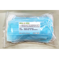 HEAL+H康加 一次性2層無紡布口罩 (50個/包)