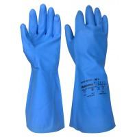Rubberex™ SuperNitrile丁腈防護藍色手套